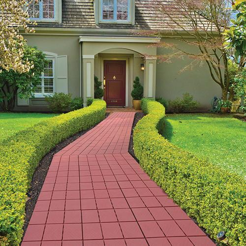 12x12 Red Patio Pavers - Patio Ideas on Red Paver Patio Ideas id=87282
