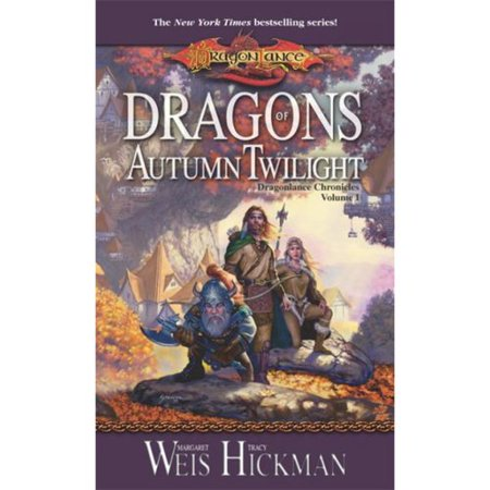 Dragons of Autumn Twilight by