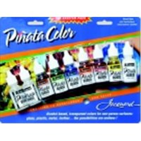 Jacquard 0.5 Oz. Non-Toxic Acid-Free Alcohol-Based Pinata Color Exciter Pack, Pack - 9