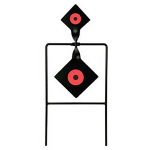 Champion Traps and Targets Centerfire Pistol Spinner Target, Large by Champion Targets