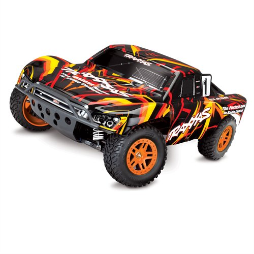 Traxxas 1/10 Scale Slash 4x4 XL-5 - Orange w/o Battery and Charger