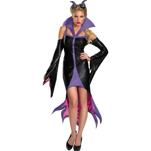 Maleficent Sassy Adult Halloween Costume