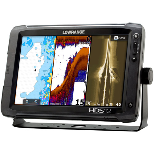 Lowrance Fishfinder HDS-12 Generation 2 Touch Insight with Transducer