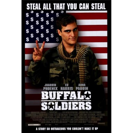 Posterazzi MOVEF6401 Buffalo Soldiers Movie Poster - 27 x 40 in. - image 1 de 1