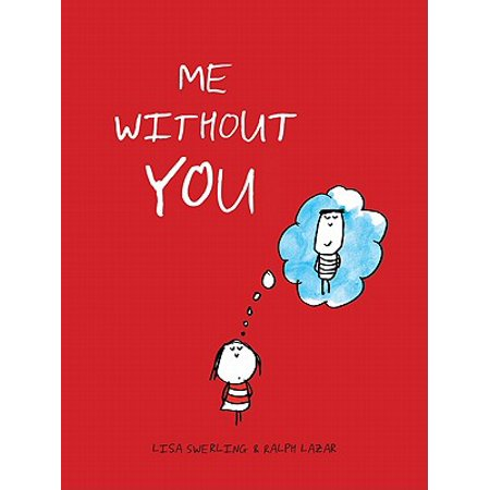 Me Without You (Anniversary Gifts for Her and Him, Long Distance Relationship Gifts, I Miss You