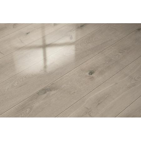 Super Gloss Floor Plank Extra Sensitive Satin Oak Wood Laminate