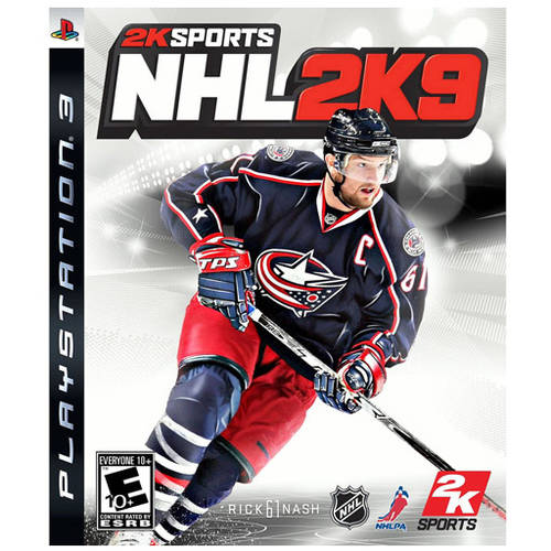NHL 2K9 (PS3) - Pre-Owned