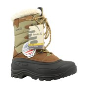 New Kamik Womens Snowvalley-W Tan Snow Boots Size 11