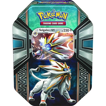 Pokemon Spring 2017 Legends of Alola Solgaleo-GX Collector (Best Alola Form Pokemon)
