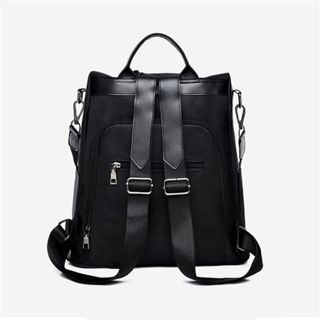 Fashion Oxford Cloth Anti-Theft Backpack Fashion Wild Ladies Shoulders - image 3 of 9