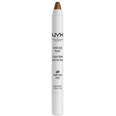 2 Pack - NYX Professional Makeup Jumbo Eye Pencil, French Fries 0.18 oz