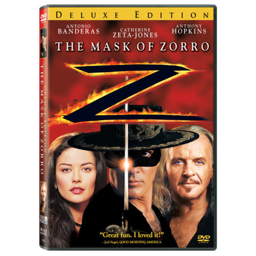 The Mask Of Zorro (Deluxe Edition) (Widescreen)
