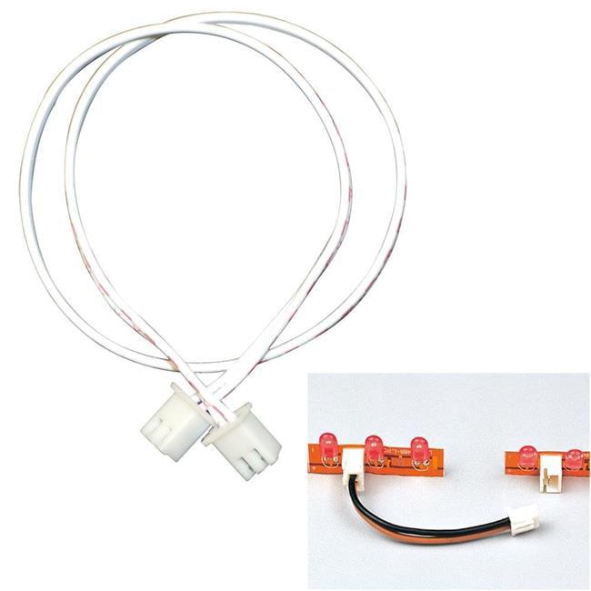 Jesco Lighting LLFVP-CONN LEDlinc Flexible LLFVP60 Series Accessories Extension Cable - image 1 of 1