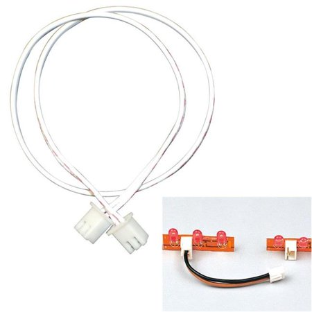 Jesco Lighting LLFVP-CONN LEDlinc Flexible LLFVP60 Series Accessories Extension Cable