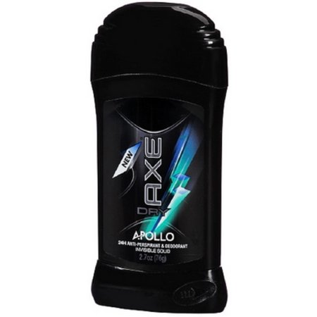 Axe Dry Anti Perspirant Deodorant Invisible Solid  Apollo 2 70 Oz  Pack Of 4