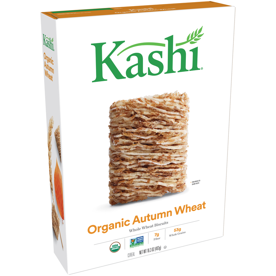 Kashi Autumn Wheat Non-GMO Breakfast Cereal, 16.3 Oz