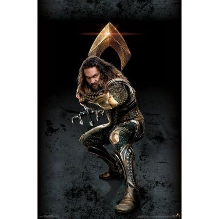 Justice League Aquaman Wall Poster 22.375