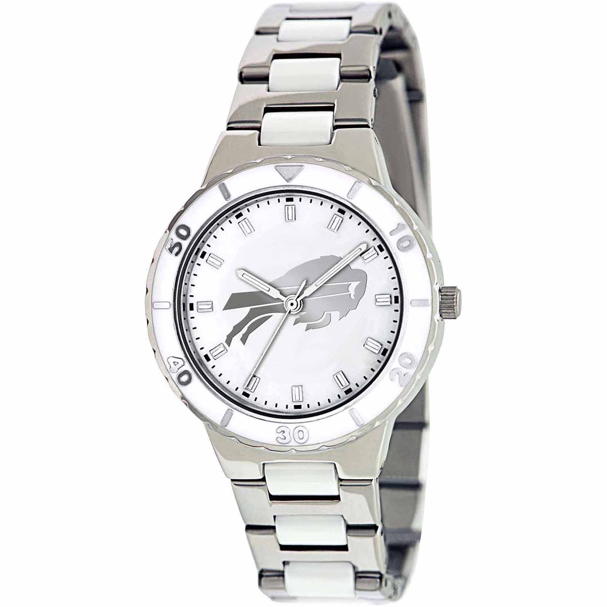 Game Time NFL Women's Buffalo Bills Pearl Series Watch