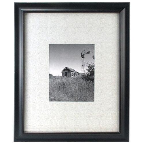 5x7 11x14 Barnside Black Picture Frame Walmart Com