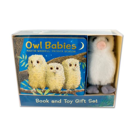 Owl Babies Gift Set (Board
