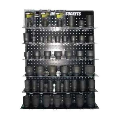 Socket Display (K Tool International KTIOL0840 No.2 Overlay for New Impact Socket)