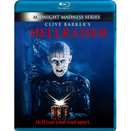 Hellraiser Makeup (Hellraiser (Blu-ray))