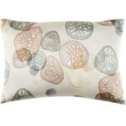 Shell Rummel Natural Affinity Silk Lumbar Pillow
