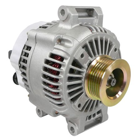 DB Electrical AND0387 New Alternator For 2.4L 2.4 Chrysler Voyager 04 2004 121000-4590, Dodge Caravan 04 05 06 07 2004 2005 2006 2007 04727324AC 4727324AC 121000-4590 1-2534-01ND 11094