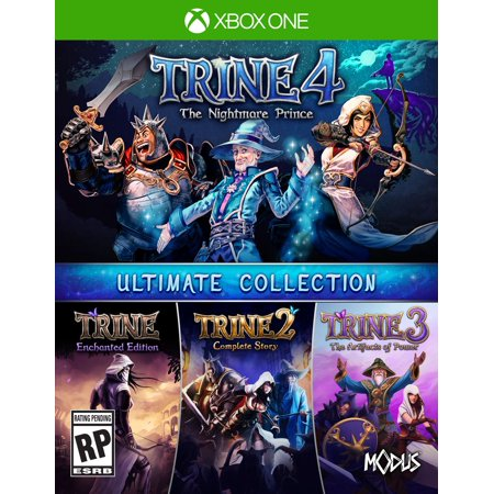 TRINE - Ultimate Collection, Modus, Xbox One,