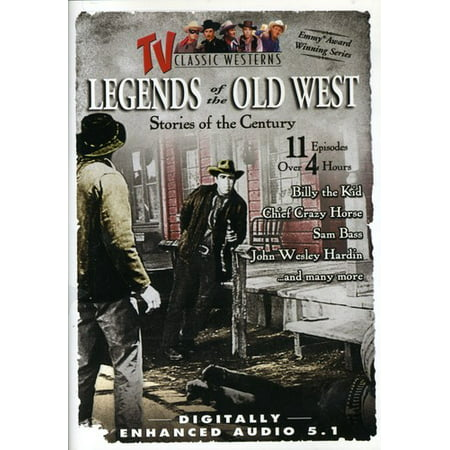 Legends of the Old West Volume 3 (DVD) - Saloon Girls Of The Old West