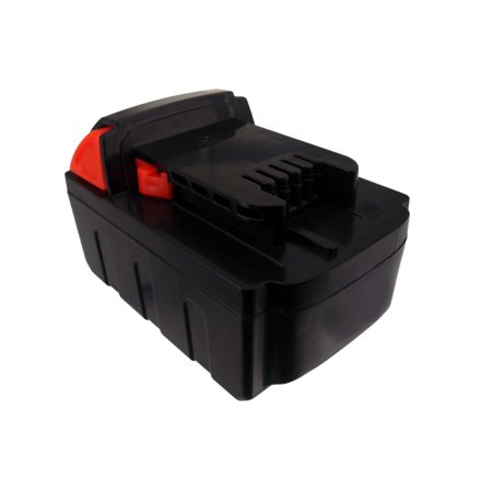 Cameron Sino 4000mAh Battery Compatible With Milwaukee M18, 2601, 2610, 2611, 2620, 2630, 2650, 49-24-0171, 0880-20