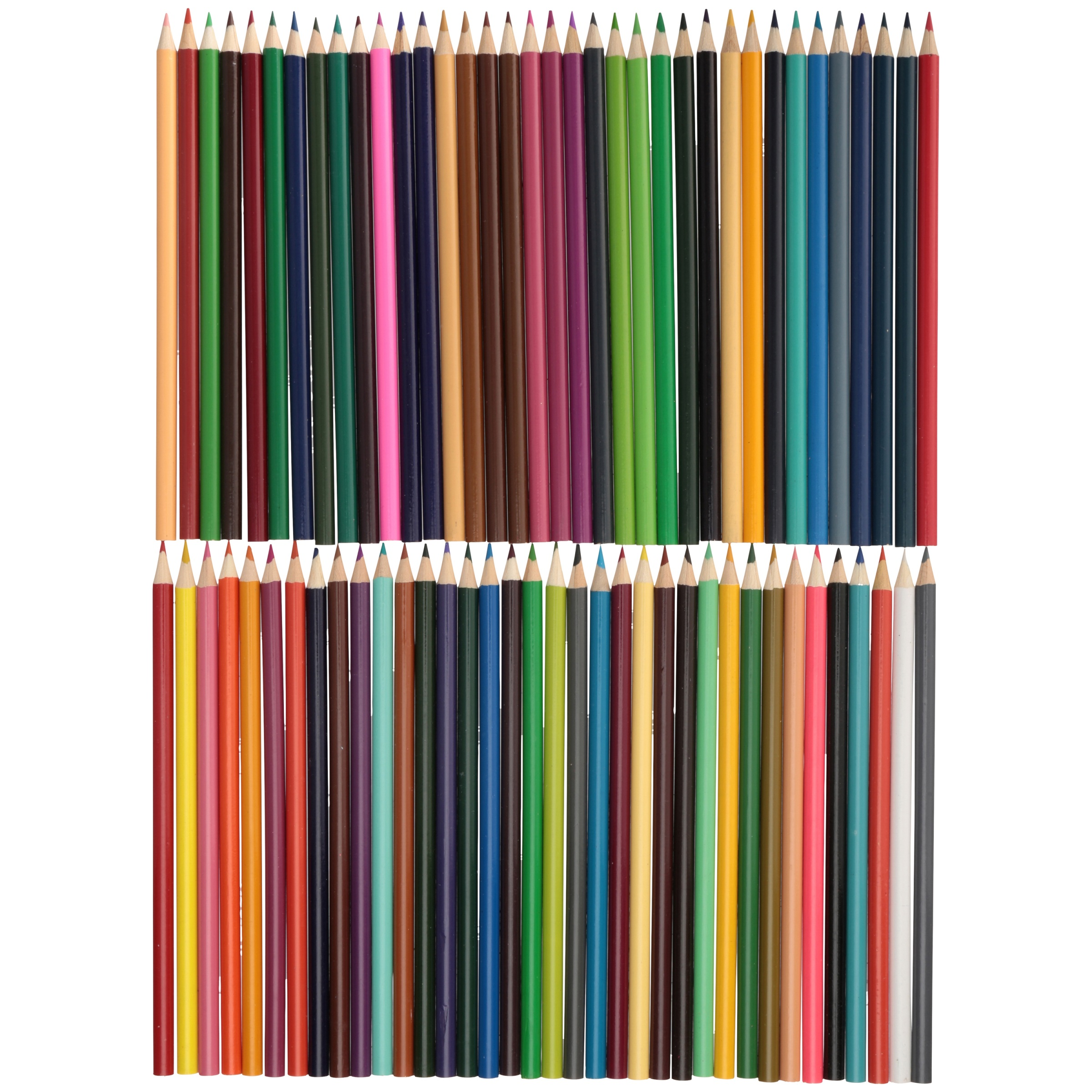 Leisure Arts Colored Pencils, 72 Count