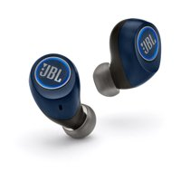 JBL Free X True Wireless Bluetooth In-Ear Headphones with Charging Case, Built-in Remote and Microphone