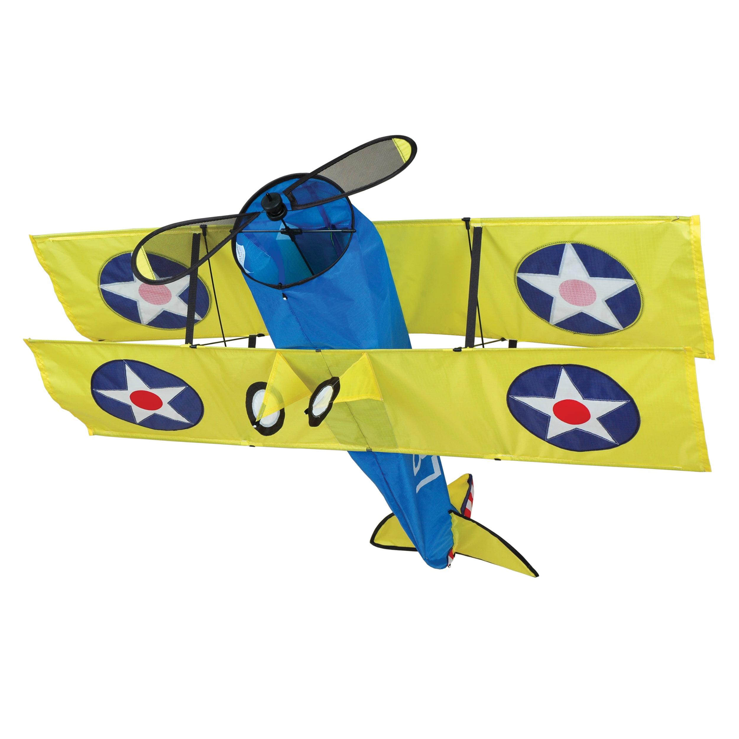Premier Designs Stearman Bi-Plane Kite by Premier Kite