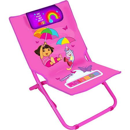 Dora The Explorer Sling Chair