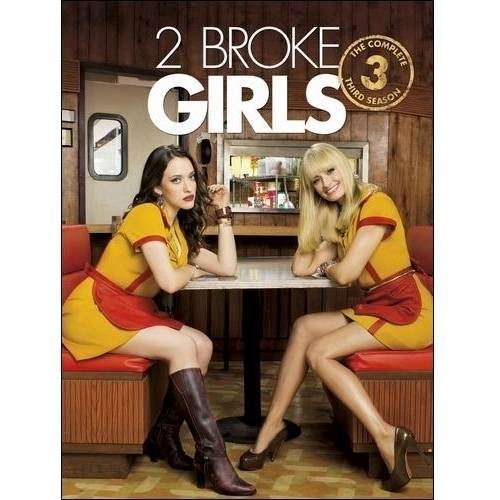 2 Broke Girls: The Complete Third Season by WARNER HOME VIDEO