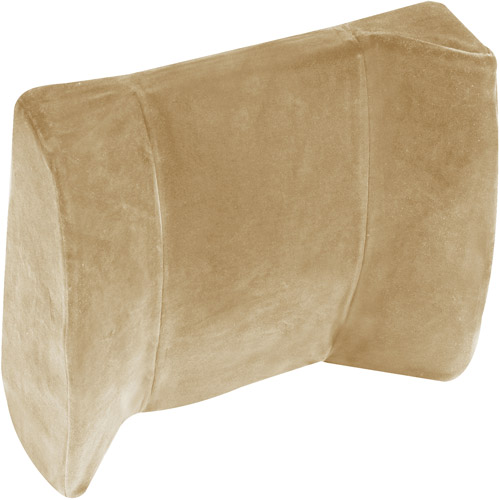 Carpenter Co. Avena Lumbar Chair Support with Memory Foam