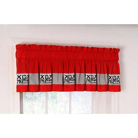 X-Games Dragon Boys Bedroom Curtain Valance, 1 Each ()