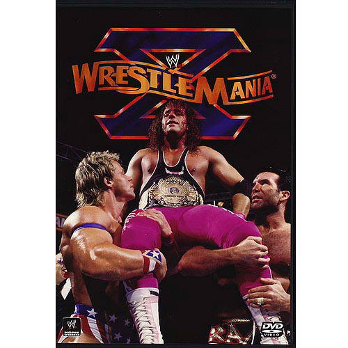 WWE: WrestleMania X (Full Frame)