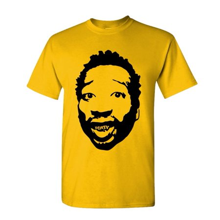DIRTY - odb wu tang clan hip hop rap mcgirt - Cotton Unisex