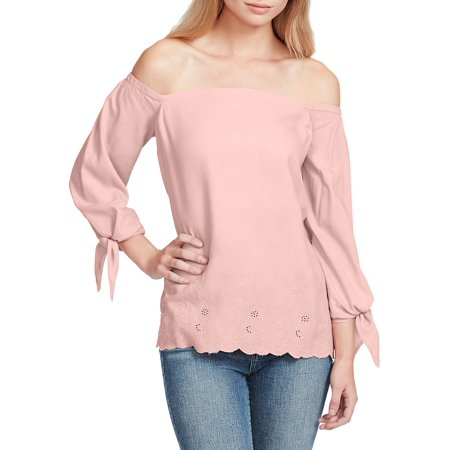 Plus Off-The-Shoulder Ruffle Top for $<!---->