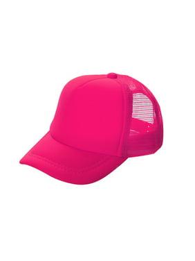 a3ce68ba29325 Opromo Blank Neon Foam Poly Mesh Trucker Hat Cap