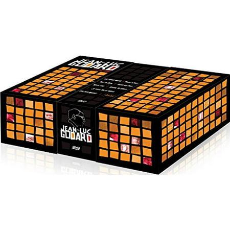 Jean-Luc Godard Collection - 10-DVD Box Set ( Bande à part / Une Femme Mari e / Week End / Tout va bien / Sauve qui peut / Je vous salue, Marie / Soigne [ NON-USA FORMAT, PAL, Reg.2 Import - France (Best Place To Keep Weed Fresh)