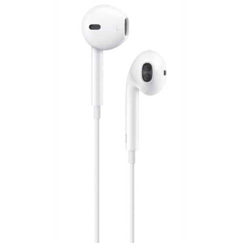 71df04718ea Authentic Earpods Original Headset Dual Earbuds Earphones 3.5mm [White] -  Walmart.com