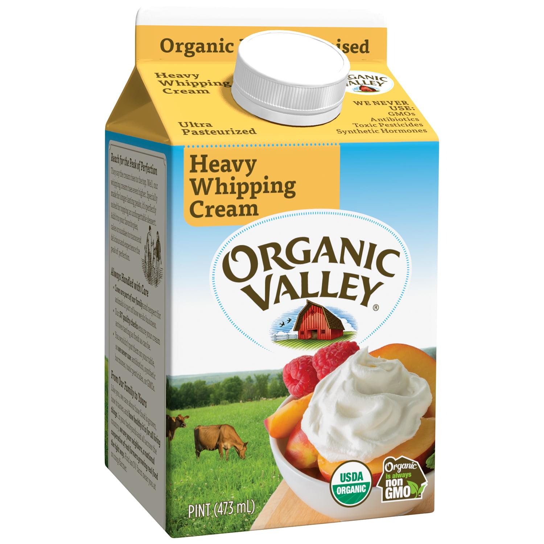 Organic Valley Heavy Whipping Cream, 16 oz