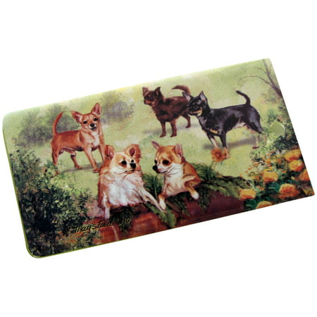 Best Friends by Ruth Maystead Chihuahua Luggage Bag (Best Id3 Tag Editor)