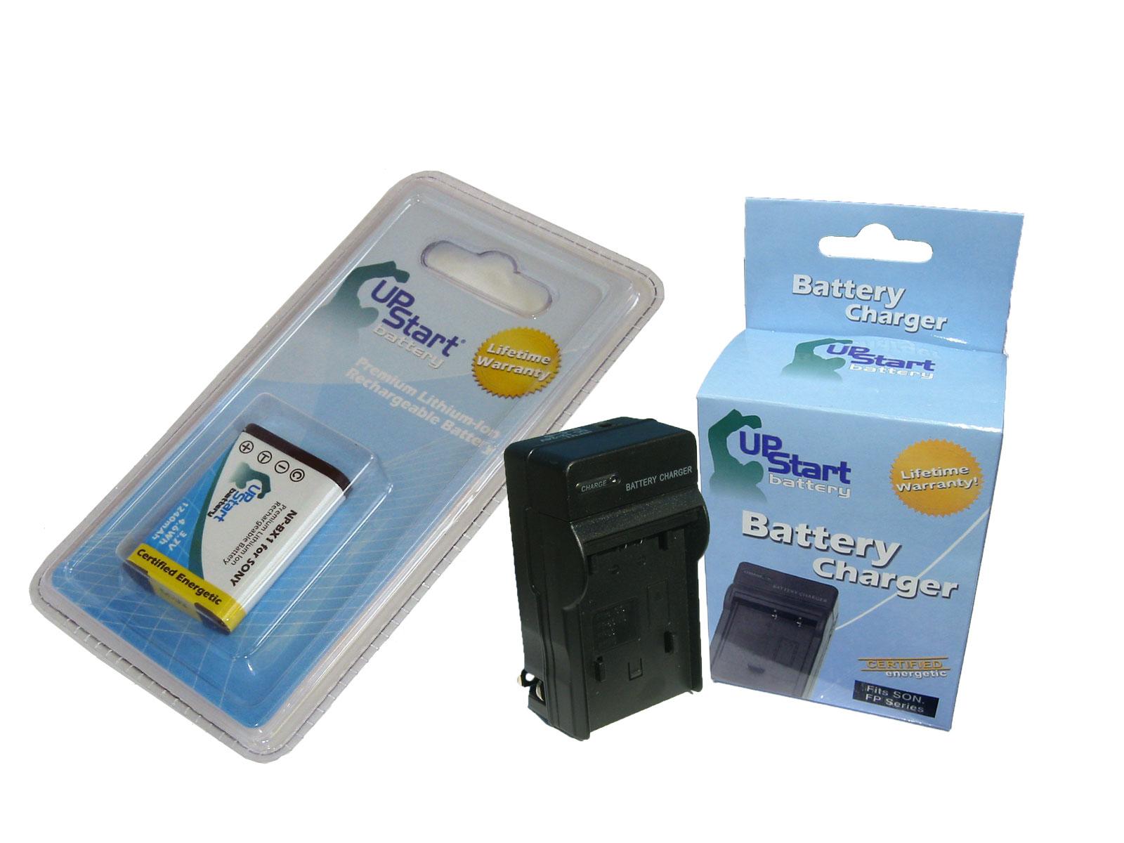 Battery 1000mAh for Sony Cybershot DSC-HX300 DSC-WX300