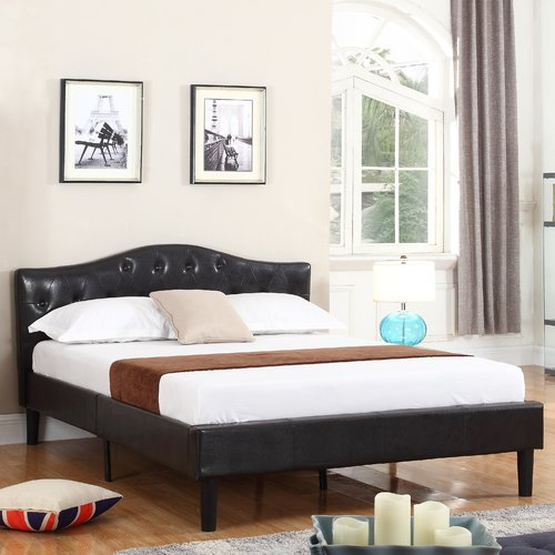 Madison Home Usa Classic Deluxe Platform Bed Frame Walmart Com