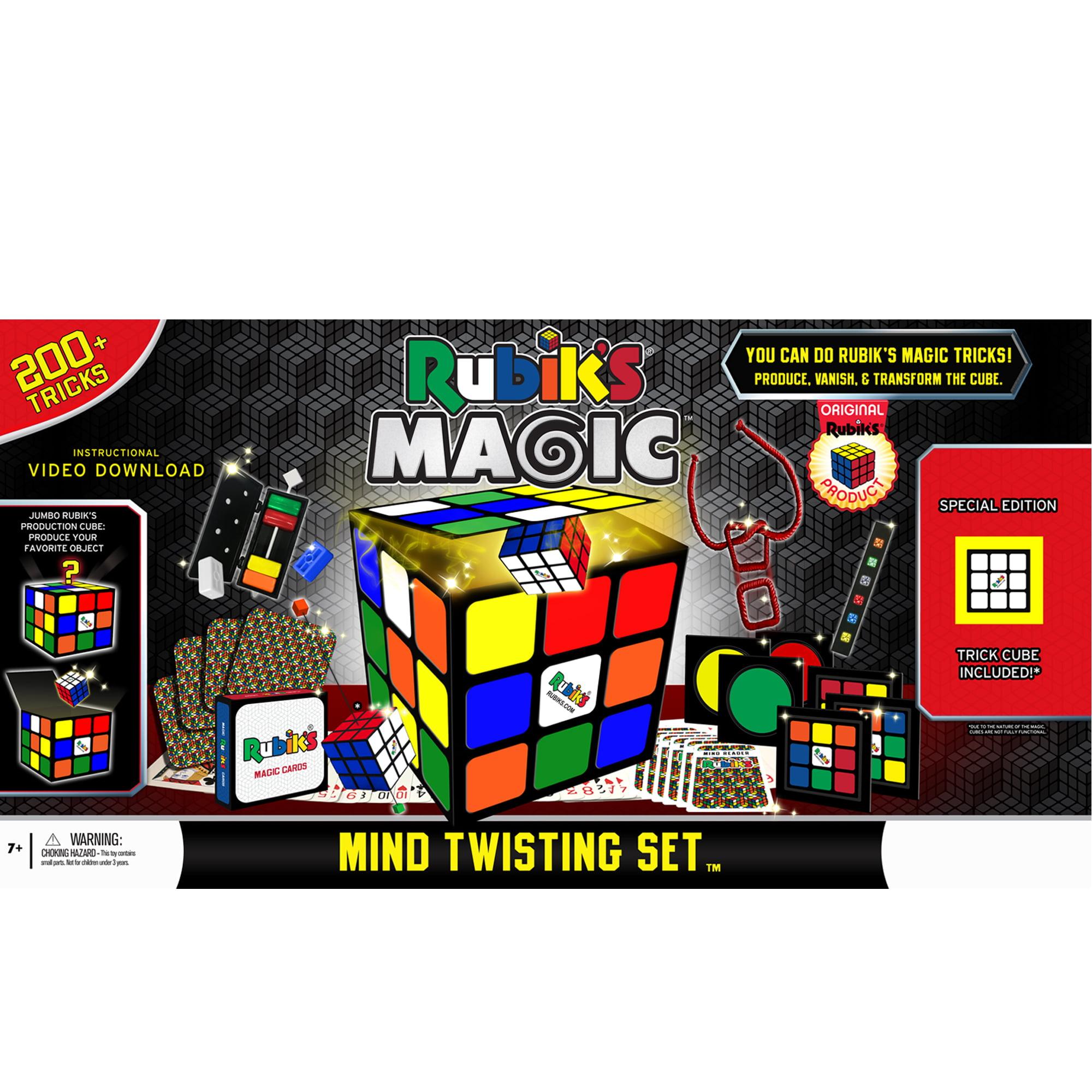 Fantasma - Rubik's Mind Twisting Magic Set