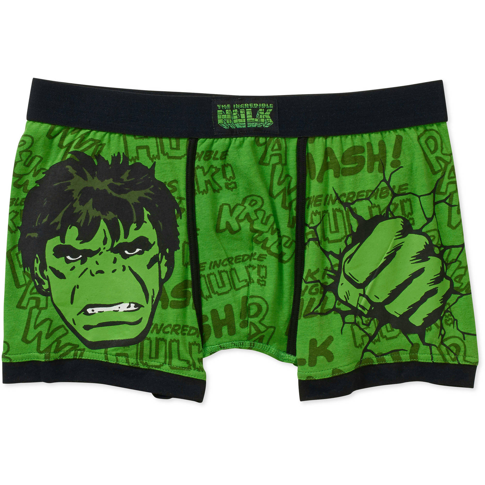 Hulk Smash Men's Boxer Brief